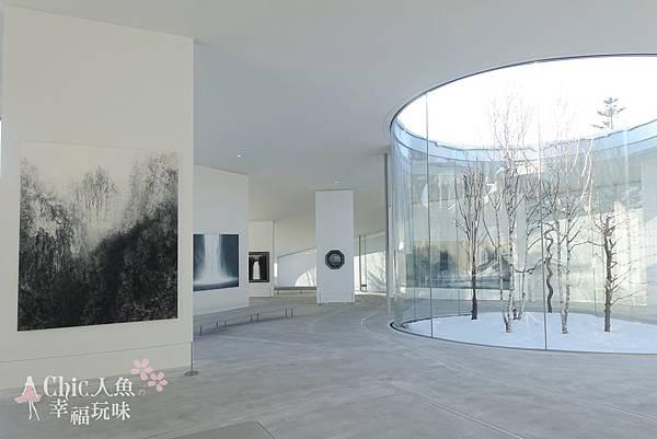 長野縣輕井澤千住博美術館 (151)