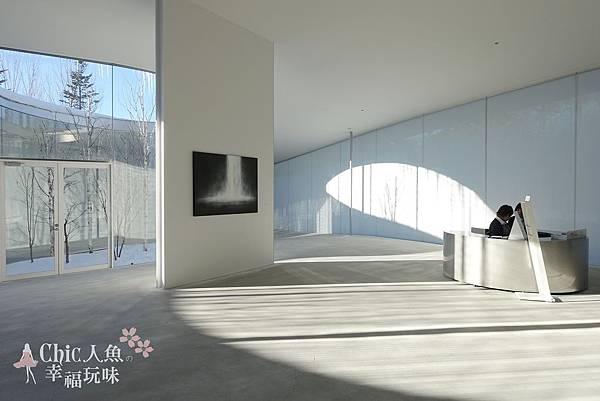 長野縣輕井澤千住博美術館 (150)