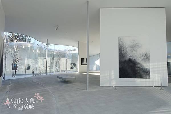 長野縣輕井澤千住博美術館 (147)