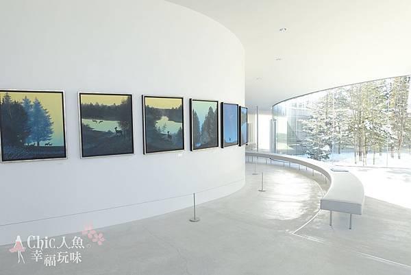 長野縣輕井澤千住博美術館 (143)