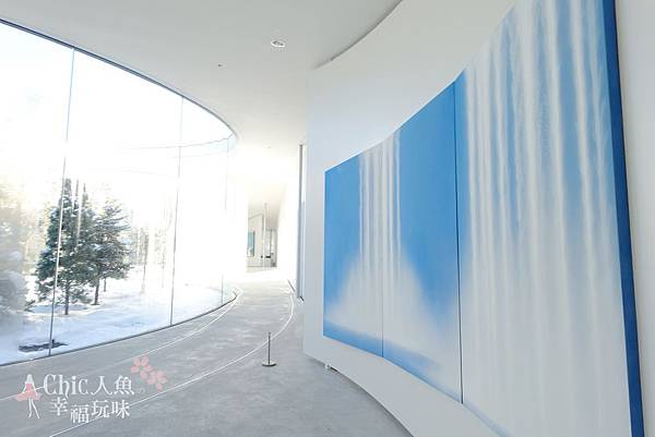 長野縣輕井澤千住博美術館 (99)