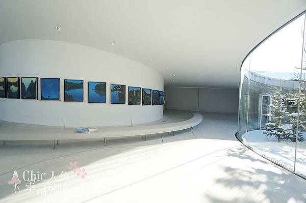 長野縣輕井澤千住博美術館 (95)