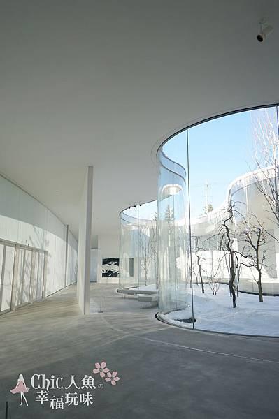 長野縣輕井澤千住博美術館 (90)