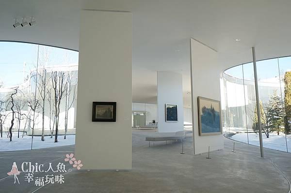 長野縣輕井澤千住博美術館 (87)