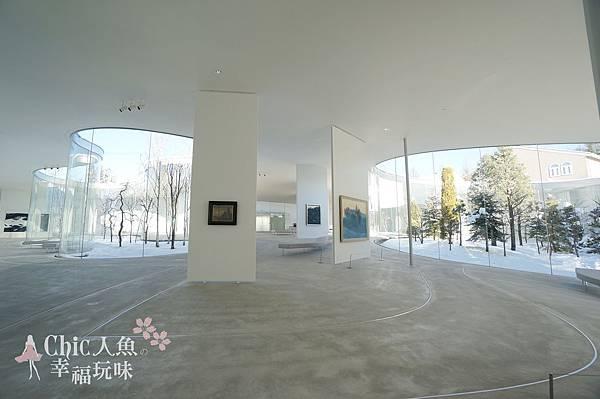 長野縣輕井澤千住博美術館 (85)