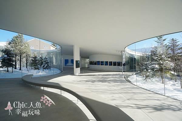 長野縣輕井澤千住博美術館 (82)