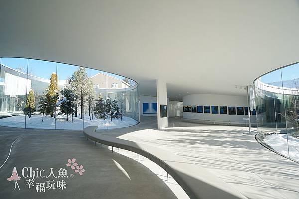 長野縣輕井澤千住博美術館 (81)