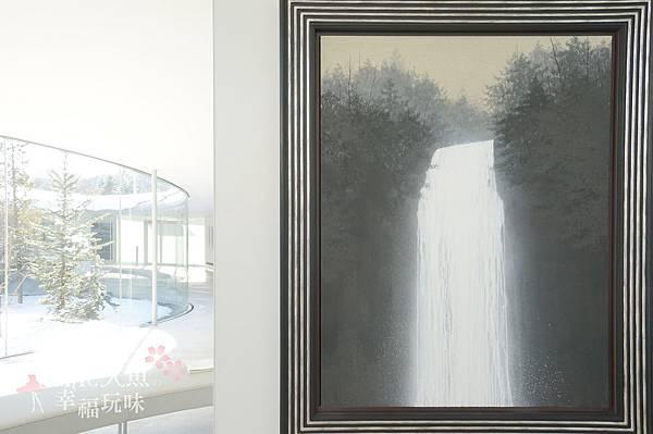 長野縣輕井澤千住博美術館 (79)