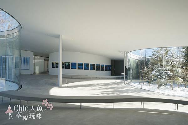長野縣輕井澤千住博美術館 (77)