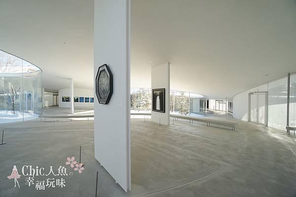 長野縣輕井澤千住博美術館 (72)