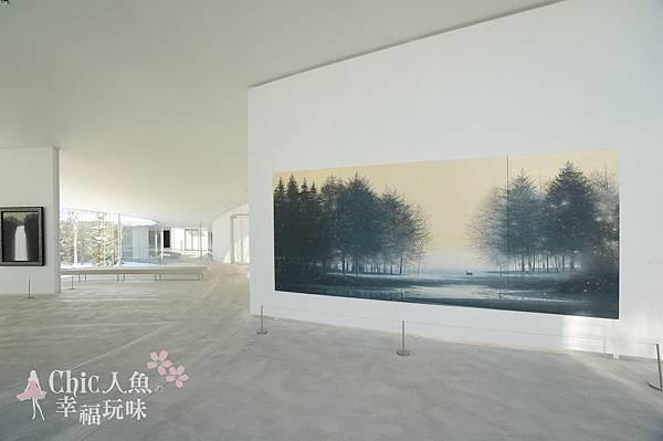 長野縣輕井澤千住博美術館 (71)