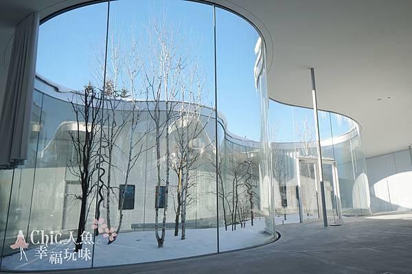 長野縣輕井澤千住博美術館 (64)