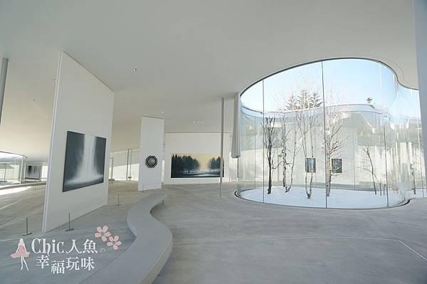長野縣輕井澤千住博美術館 (59)