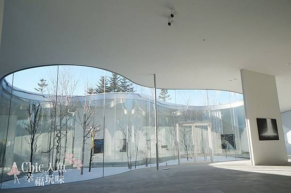長野縣輕井澤千住博美術館 (56)