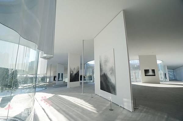 長野縣輕井澤千住博美術館 (40)