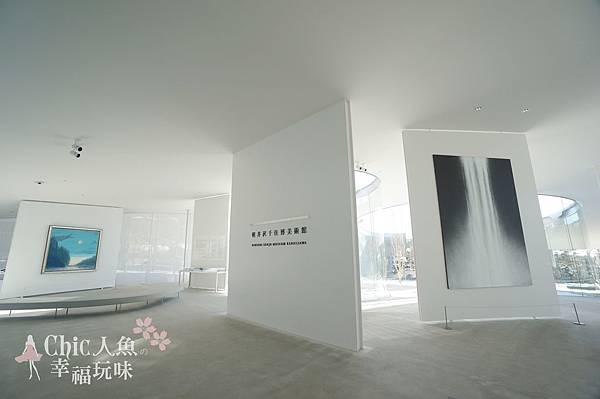 長野縣輕井澤千住博美術館 (24)