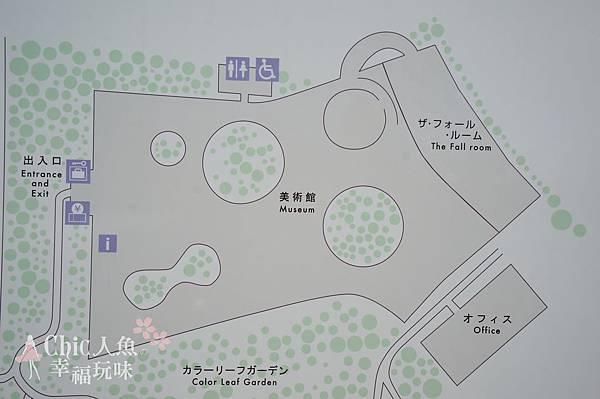 長野縣輕井澤千住博美術館 (14)