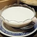 盛園絲瓜小籠湯包-甜湯 (5)