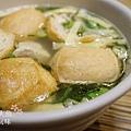 盛園絲瓜小籠湯包-油豆腐冬粉 (5)
