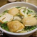盛園絲瓜小籠湯包-油豆腐冬粉 (3)