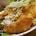 盛園絲瓜小籠湯包-山東燒雞 (6)