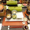 湯田中溫泉-萬屋旅館DINNER (1)
