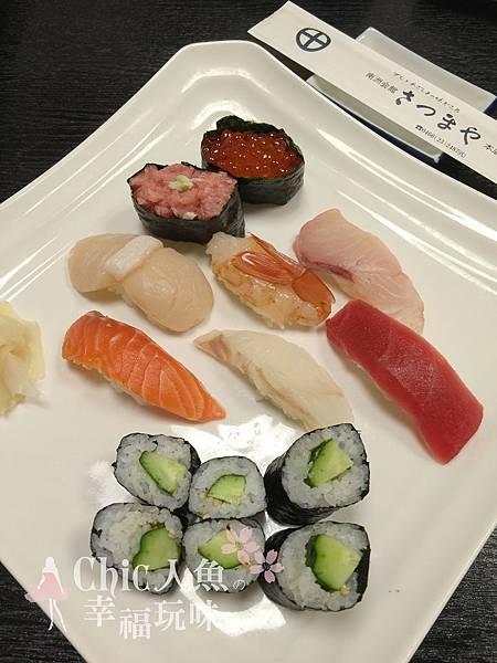 藤澤宿-南州會館satsumaya握壽司體驗 (55)
