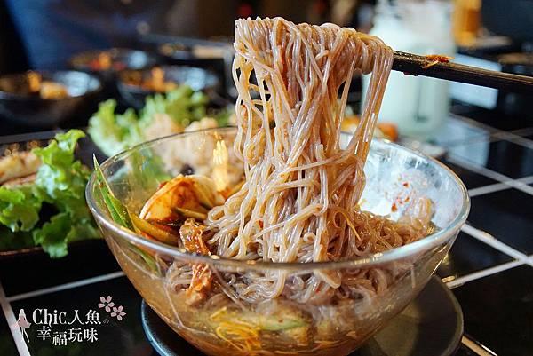 mini K小韓坊-主菜-韓式冷麵 (2)