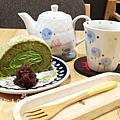 花家食堂-甜點綠茶 (9)