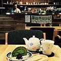 花家食堂-甜點綠茶 (1)