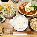 花家食堂-海鮮湯咖哩 (3)