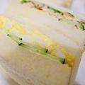 SAERA三明治專賣咖啡館-蛋沙拉拼燻雞 (5)