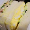 SAERA三明治專賣咖啡館-蛋沙拉拼燻雞 (3)
