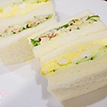 SAERA三明治專賣咖啡館-蛋沙拉拼燻雞 (1)