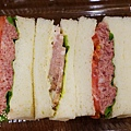 SAERA三明治專賣咖啡館-外帶-蕃茄牛肉拼火腿 (1)
