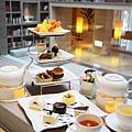 大地酒店喜歡廳下午茶 (2)