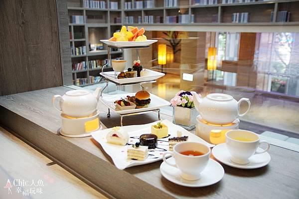 大地酒店喜歡廳下午茶 (3)