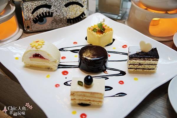 大地酒店喜歡廳下午茶 (7)