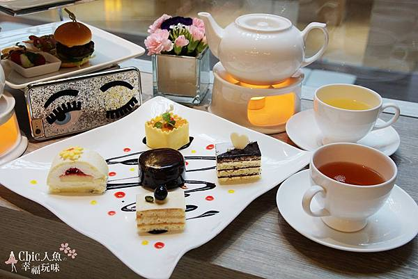大地酒店喜歡廳下午茶 (12)