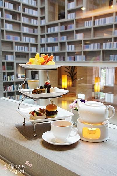 大地酒店喜歡廳下午茶 (22)