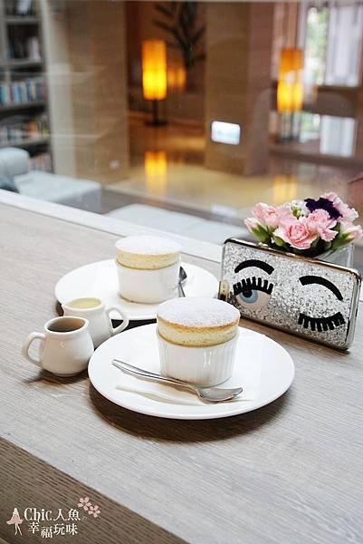 大地酒店喜歡廳下午茶 (36)