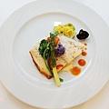 大地酒店喜歡廳午餐-魚排 (1)