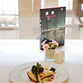 大地酒店喜歡廳午餐-魚排 (2)