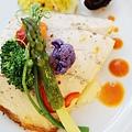 大地酒店喜歡廳午餐-魚排 (5)