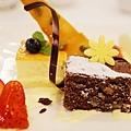 大地酒店喜歡廳午餐-湯沙拉甜點 (2)