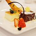 大地酒店喜歡廳午餐-湯沙拉甜點 (3)