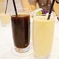 大地酒店喜歡廳午餐-湯沙拉甜點 (4)