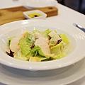 大地酒店喜歡廳午餐-湯沙拉甜點 (5)