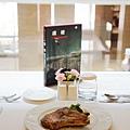 大地酒店喜歡廳午餐-豬排 (1)