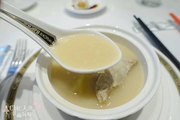 名人坊-木瓜魚湯 (4)
